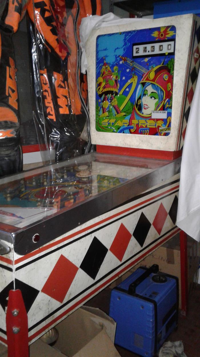 FLIPPER STAR TREK ANNI \'70 su Portobello.it giochi, giocattoli e ...