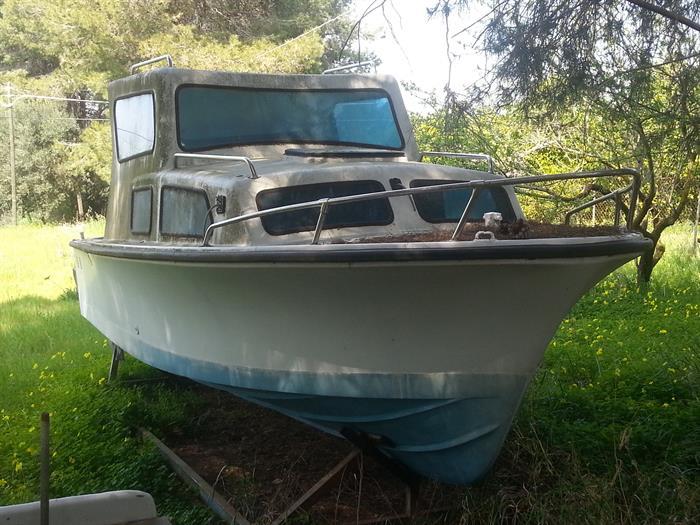 barca pilotina cabinata cranchi mt.6,5 - castellaneta (ta) su