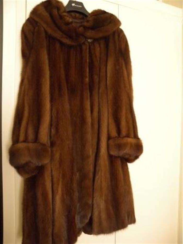 finest selection 1a8b6 86b55 PELLICCIA VISONE su Portobello.it abbigliamento e accessori,