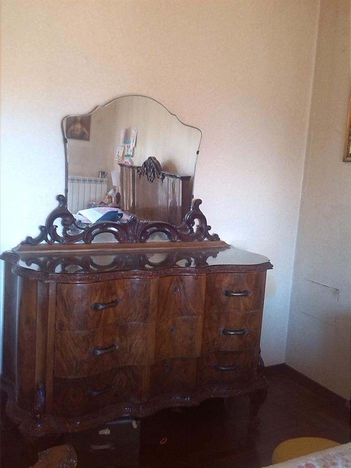 Camera Letto Matrimoniale Stile Chippendale.Camera Stile Chippendale Fine 700 Su Portobello It Antiquariato