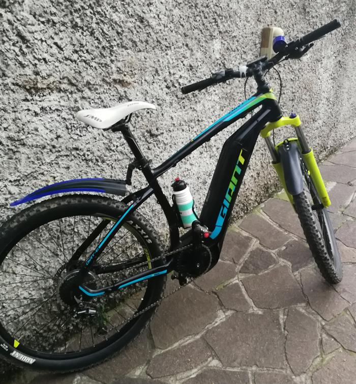 Ebike Assistita Giant Su Portobelloit Bici