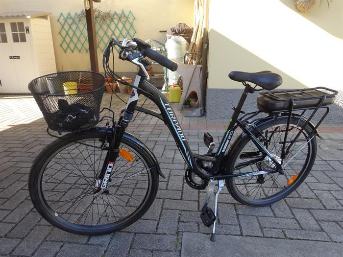 Bici Torpado Modelo Afrodite T210 Su Portobelloit Bici