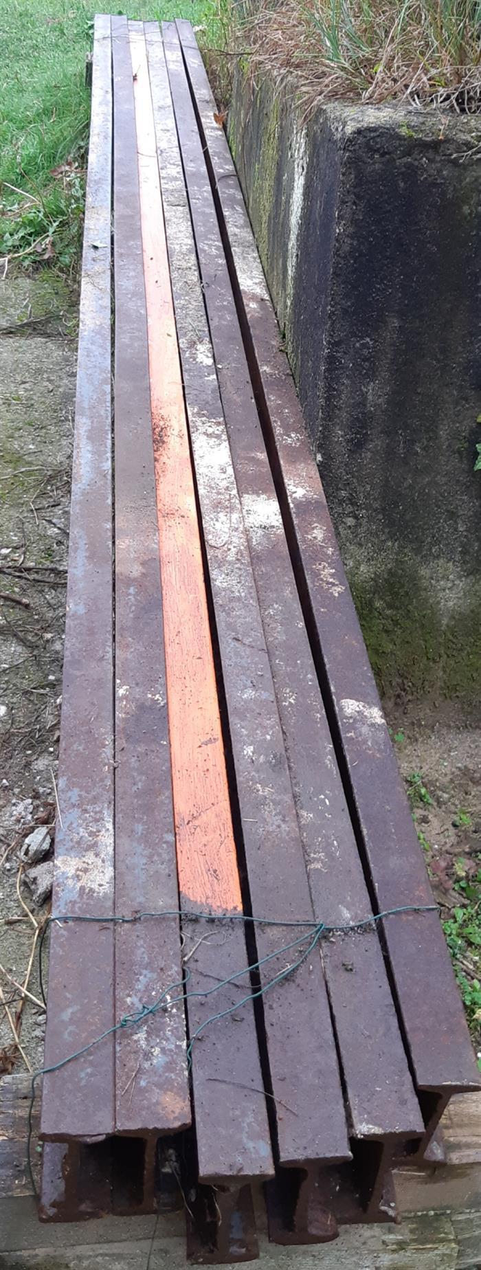 Putrelle In Ferro Travi In Ferro Su Portobello It Materiali Edili