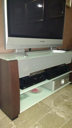 porta tv yamaha con sound bar e subwoofer integrato su portobello ... - Mobili Tv Yamaha